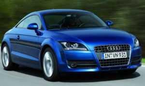 Audi TT Coupe 8J