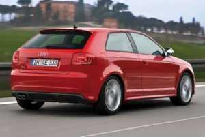 Audi S3 8P 2 поколение рестайлинг