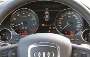 Ауди S8 D3