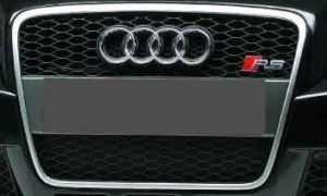Решётка радиатора Audi A6 C5