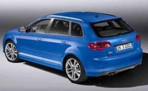 Audi S3 8P Sportback