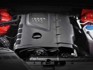 Двигатель Audi A5 Sportback