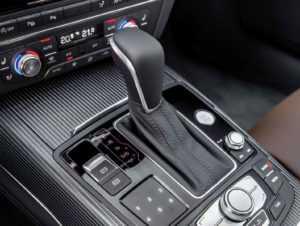 Салон Audi A7 Sportback рестайлинг