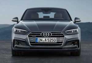 Внешний вид Audi A5 Sportback