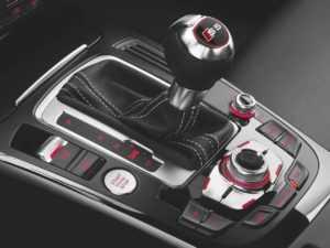 Интерьер Audi S5 8T