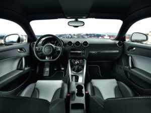 Салон Audi TT 8J