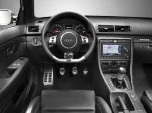 Салон Audi RS4 B7