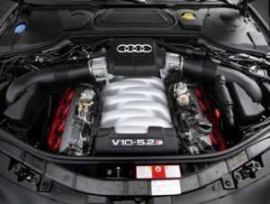 Двигатель Ауди С8 Д3