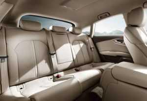 Интерьер Audi A7 рестайлинг