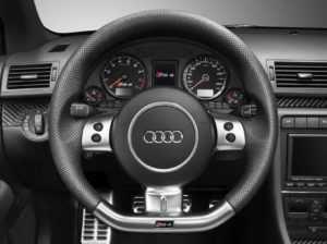 Интерьер Ауди RS4 B7