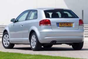 3-дв. хэтчбек Audi A3, 2 поколение