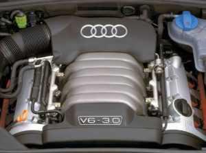 Двигатель Ауди А6 С5