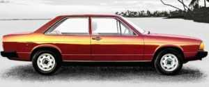 Седан Audi 100 C2 2 дв.