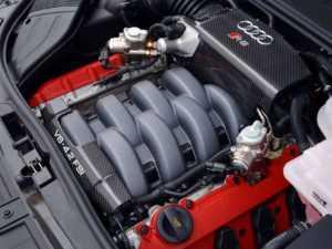 Двигатель Ауди RS4 B7