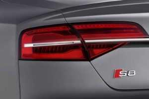 Задний фонарь Audi S8 D4