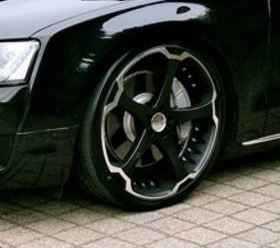 Тюнинг колёсных дисков Audi A6
