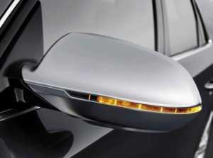 Зеркало бокового обзора Ауди S8 D4