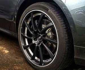 Тюнинг колёсных дисков Ауди А6