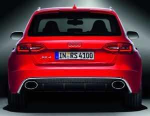 Универсал Ауди RS4 B8 Avant