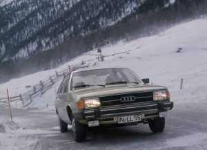 Универсал Audi 100 C2 Avant