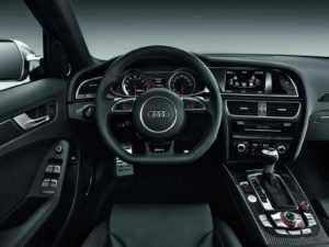 Салон Audi RS4 B8 Avant