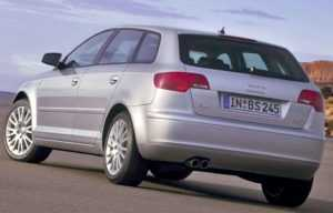 5-дв. хэтчбек Audi A3, 2 поколение