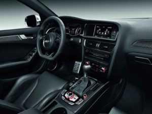 Интерьер Ауди RS4 B8 Avant
