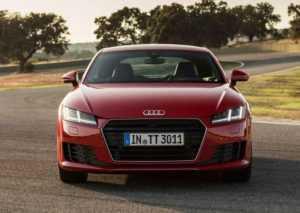 Audi TT Coupe 8S