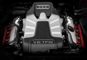 Двигатель Audi S5