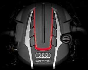 Силовая установка Audi S8 D4