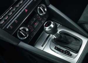 Салон Audi A3