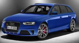 Audi RS4 B8 Nogaro selection