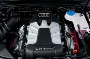Двигатель Ауди А6 С6