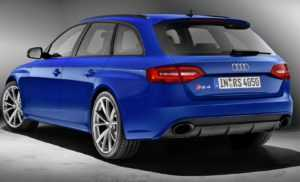 Ауди RS4 B8 Nogaro selection