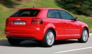 3-дв. хэтчбек Audi A3, 2 поколение, 2 рестайлинг