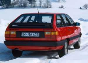 Универсал Audi 100 C3 Avant