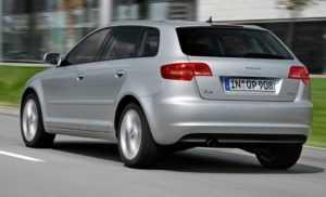 5-дв. хэтчбек Audi A3, 2 поколение, рестайлинг