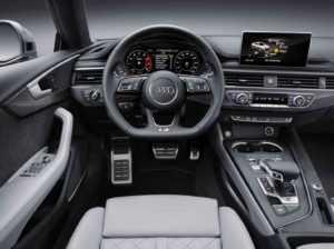 Салон Audi S5