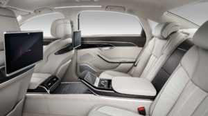 Салон Audi A8 D5