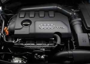 Бензиновый двигатель Ауди А3 8P