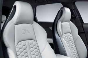 Интерьер Ауди RS4 B9