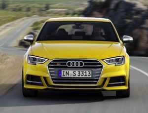 Хэтчбек Audi S3 8V рестайлинг