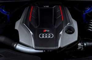 Двигатель Ауди RS4 B9 Avant