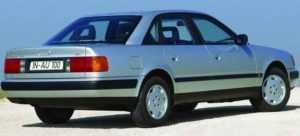Седан Audi 100 C4