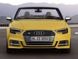 Кабриолет Audi S3 8V рестайлинг