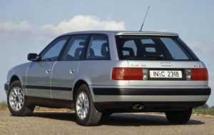 Универсал Audi 100 C4 Avant