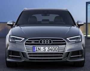 Audi S3 8V Sportback рестайлинг
