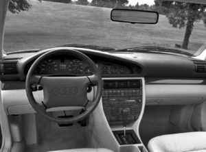 Салон Audi 100 C4