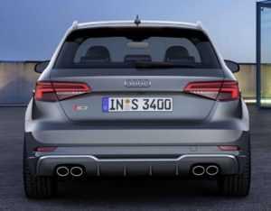 Ауди S3 8V Sportback рестайлинг