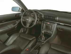 Салон Audi RS4 B5